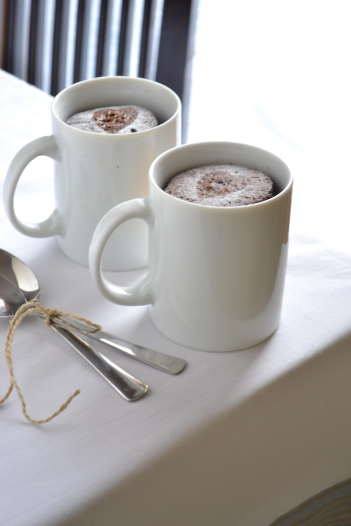 mug cakes for valentines day