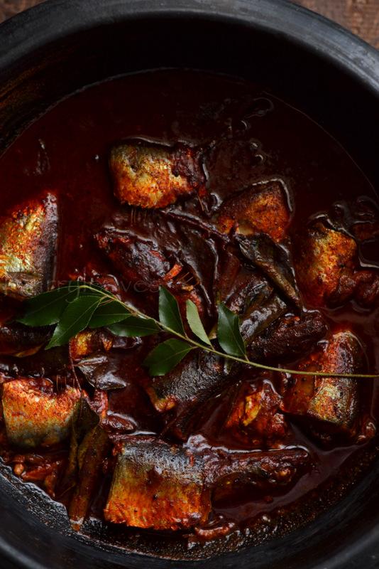 kerala style sardine curry